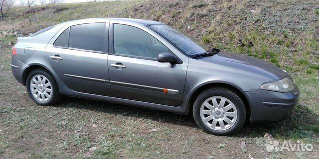 Купить Renault Laguna пробег 258 186.00 км 2001 год выпуска