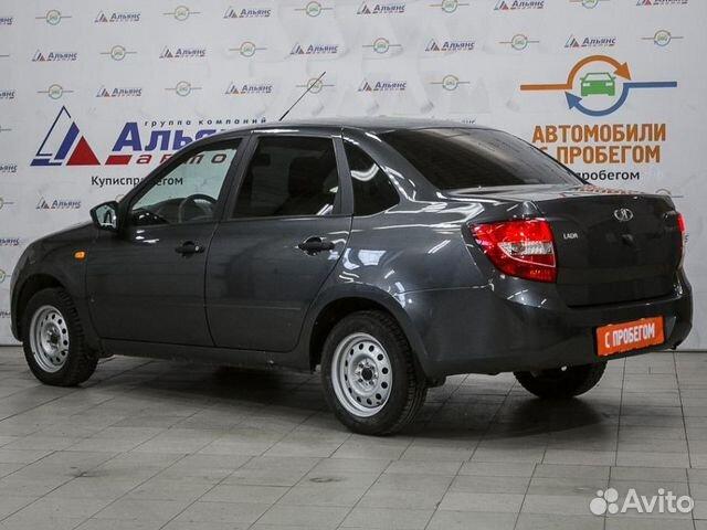 Купить ВАЗ (LADA) Гранта пробег 29 000.00 км 2017 год выпуска