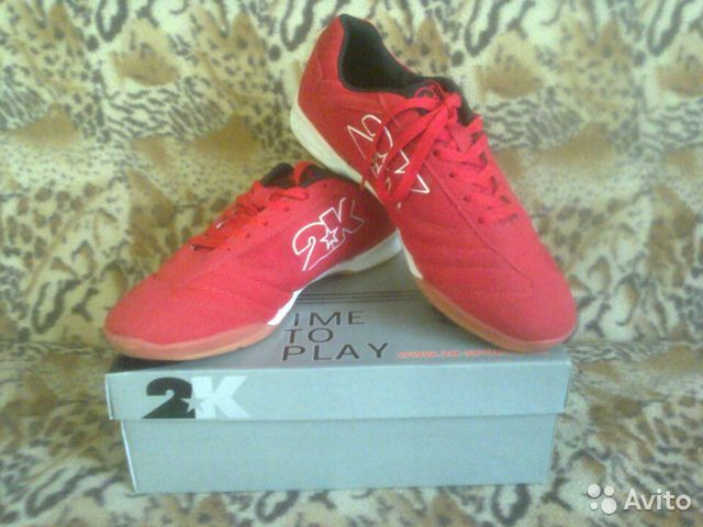 Sneakers 2K R-R 43