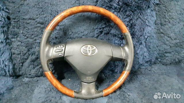 Руль с подушкой от harrier 89085981328 купить 1
