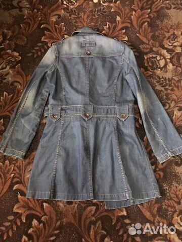 Куртка джинсовая, кардиган и платья купить 5