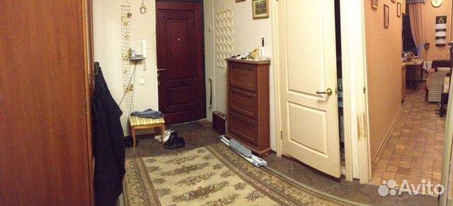 2-к квартира, 70.7 м², 1/4 эт.