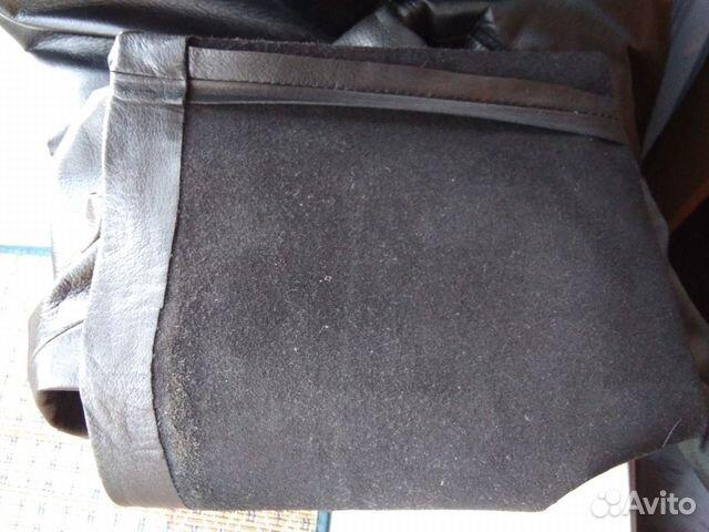 Брутальные кожаные брюки  89139131619 купить 6