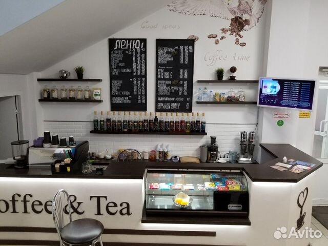 Готовый бизнес Coffee&Tea с собой