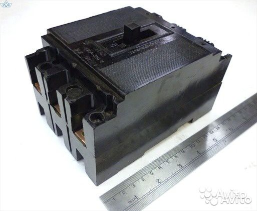 Автоматический выключатель а3163 15а  89607325000 купить 1