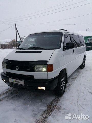 авито нижегородская область авто с пробегом фольксваген транспортер т4