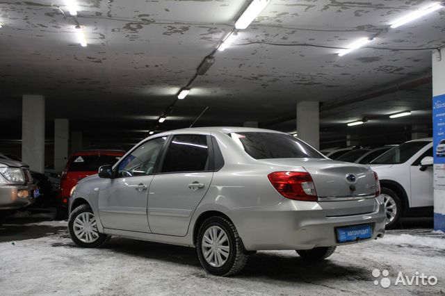 Datsun on-DO, 2014 купить 4