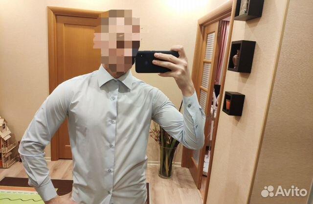 Рубашка мужская купить 9
