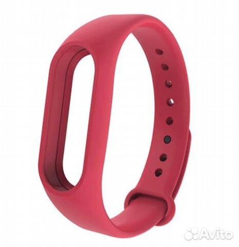Ремешок для фитнес браслета mi band 2  89131793517 купить 1