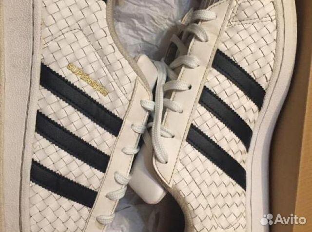 Кроссовки Adidas superstar оригинал 44