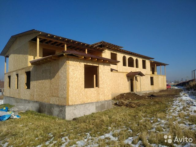 Construction of houses 89114558028 buy 7
