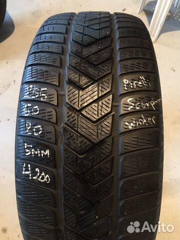 89380001718 255/50/20 Pirelli, Vredestein