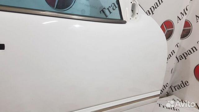 Комплект дверей передние рестайл на Mercedes W210 89143292009 купить 3