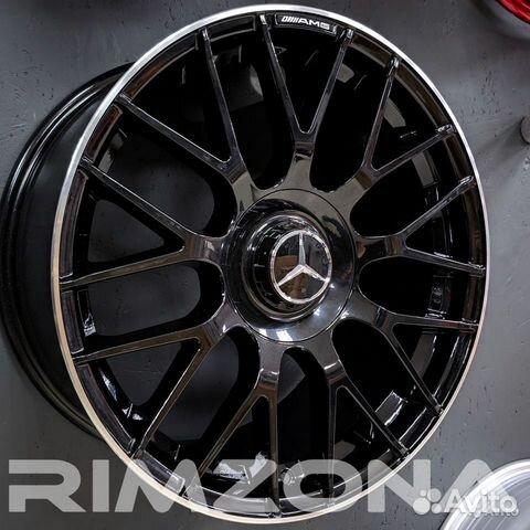 Новые стильные диски AMG 748 R18 5x112 89053000037 купить 2