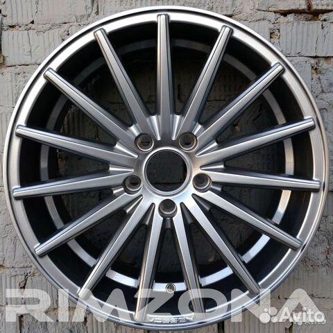 Новые диски Vossen VFS2 VSN на Skoda, Volkswagen 89053000037 купить 1