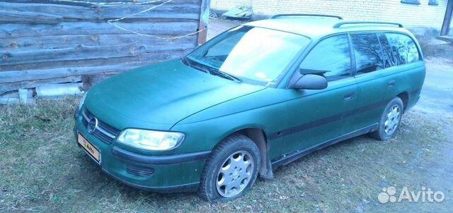 Opel Omega, 1995 89116902983 buy 1