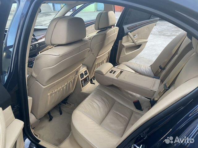 BMW 5 серия, 2008 купить 9