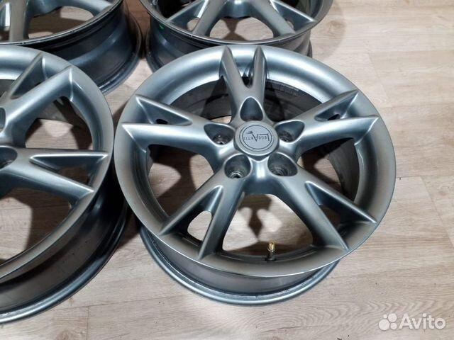 Литые диски r16 89313602960 купить 5