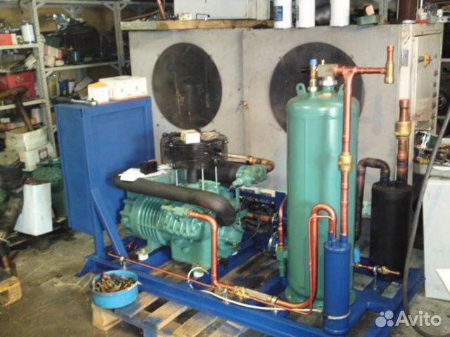 Холодильный агрегат Bitzer 6F-40.2 Заморозка 89616603001 купить 4