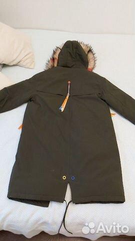 Парка, куртка, пуховик