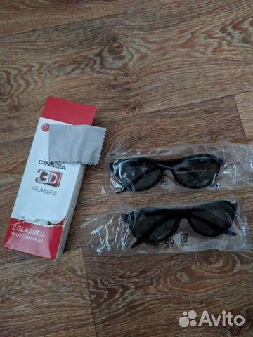 Очки 3D AG-F310 для телевизоров LG 2шт  89529643200 купить 1