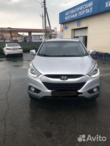 Hyundai ix35, 2013 89065936174 купить 8