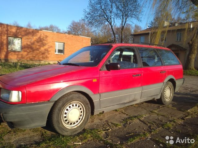 Volkswagen Passat, 1991 89114513178 купить 1