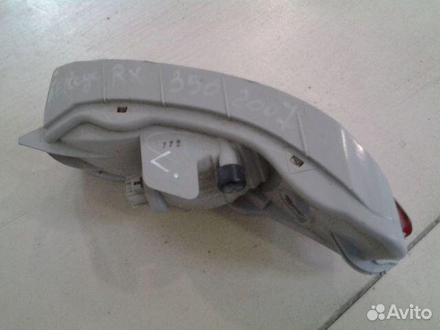 Лексус RX-350 2008г.фанарь задний левый оригинал 89049889069 купить 2