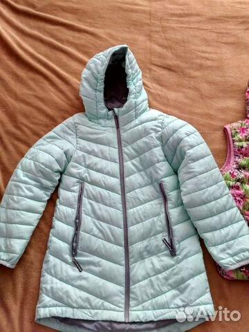 Продаю куртку и жилетку для девочки 89997303112 купить 1