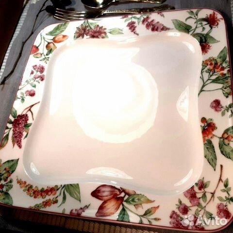 Villeroy & boch,фарфор, набор тарелок,Германия 89042712487 купить 9