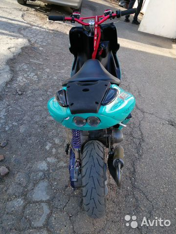 Yamaha aerox купить 6