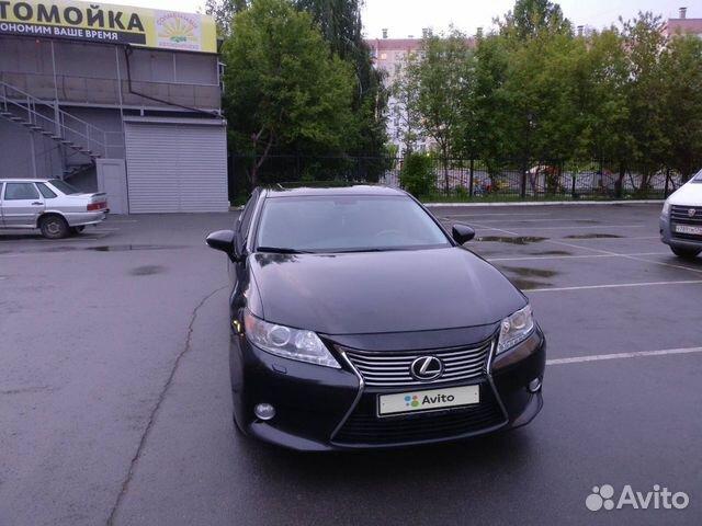 Lexus ES, 2013 купить 4