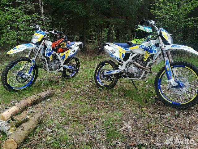 Мотоцикл Кросс TT250 (172FMM) (2020 г.) с птс купить 3