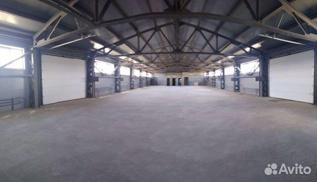 Складское помещение, 630 м²