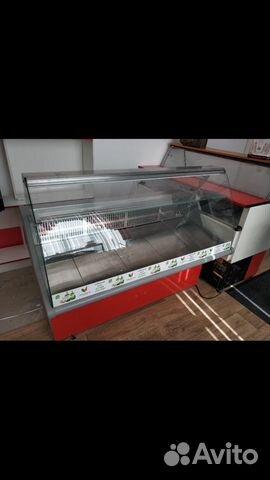 Холодильная витрина нова 1,5м Универсальная