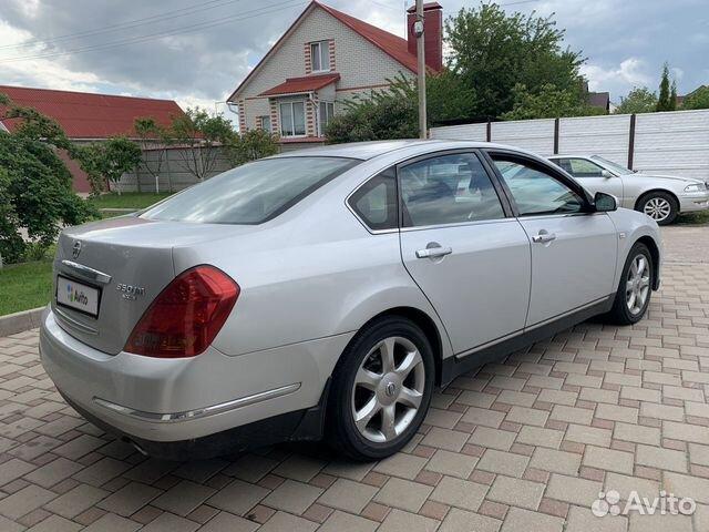 Nissan Teana, 2007 купить 6
