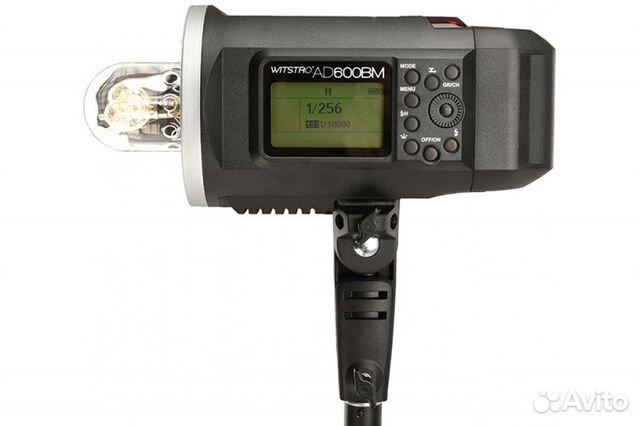 Студийная вспышка Godox Witstro AD600BM kit (х1)  купить 8