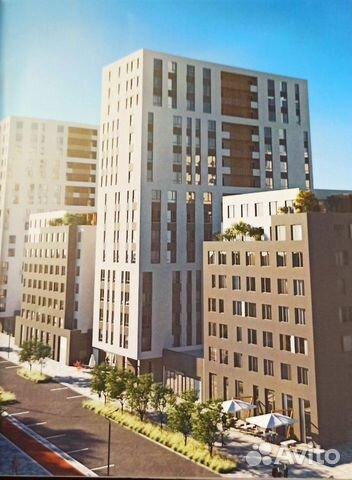 1-к квартира, 36 м², 7/15 эт. 89343408997 купить 7