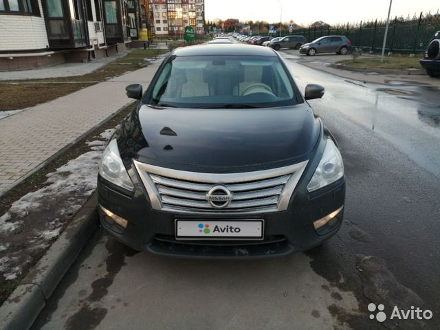 Nissan Teana, 2014 89659311050 купить 4