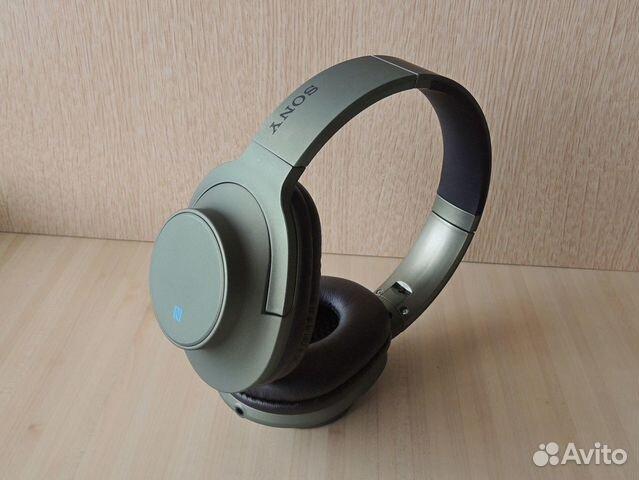 Bluetooth наушники Sоny S-100  купить 4