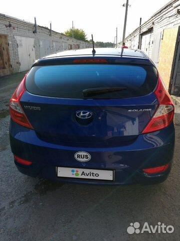 Hyundai Solaris, 2012 89630034423 купить 2