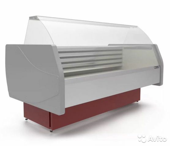 Витрина, 3 стеллажа, холодильный шкаф, эквайринг 89200366685 купить 5