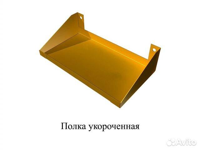 Верстак металлический слесарный