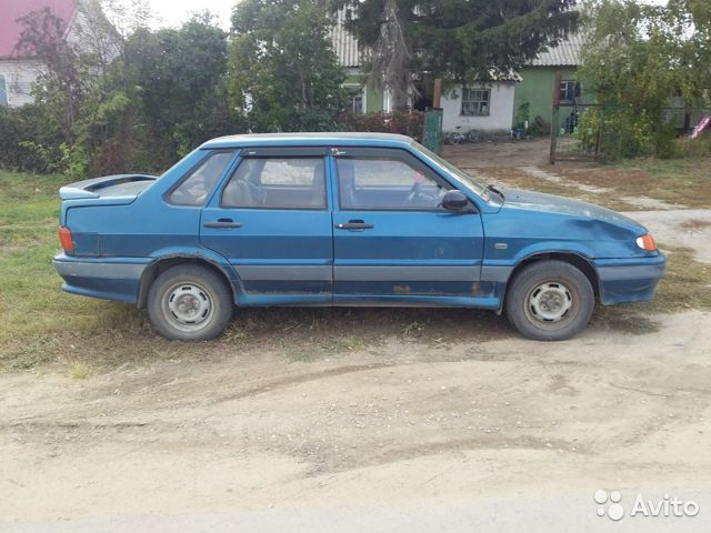 ВАЗ 2115 Samara, 2004  89601410223 купить 4