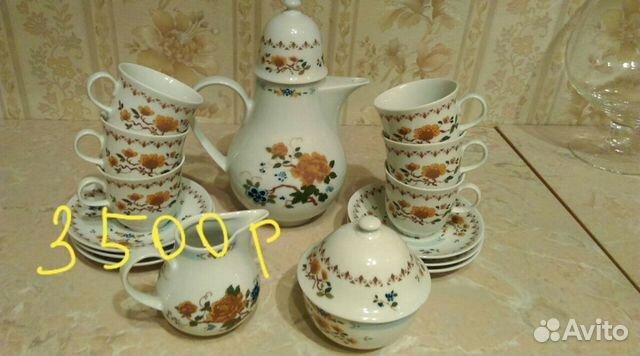 Сервиз чайный  89064888181 купить 2