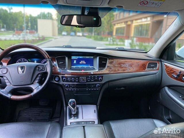 Hyundai Equus, 2014  89054040409 купить 7
