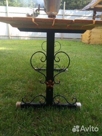 Стол для сада  89274072674 купить 3