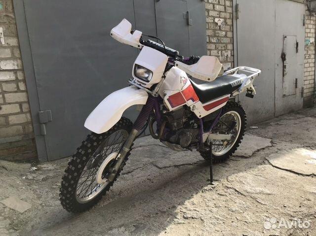 Yamaha serow 225  89623387647 купить 4