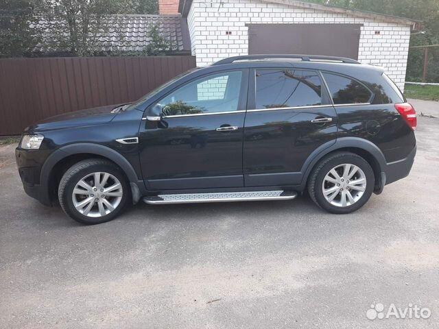 Chevrolet Captiva, 2014  89065644773 купить 3