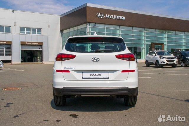 Hyundai Tucson, 2020  83412793053 купить 3